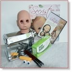 6314 - Sculpting Kit: Basic Art of Sculpting rebornbaby head