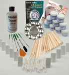 6308 - Painting Kit: DeLuxe Genesis Paint set