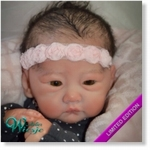 AW300260 - Dollkit 18 -  Ellory  Limited .......... pcs - Pre Order