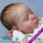 AW300314 - Dollkit 17  - Nevaeh - Limited Edition € 94,90 - Pre Order