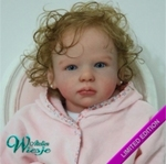 300313 - Dollkit 28  - Lilly - Limited Edition € 139,90 - Pre Order